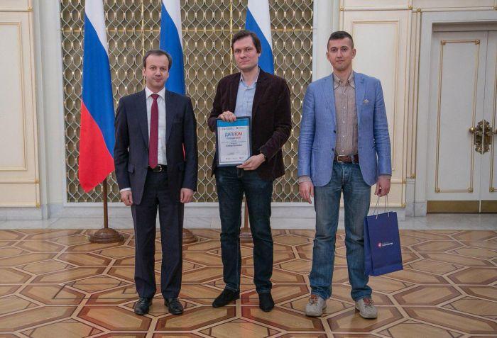 Dvorkovich meets CyberLeninka